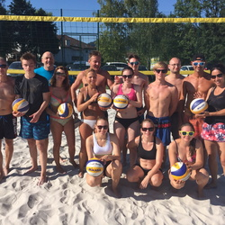 201509 Volleyball